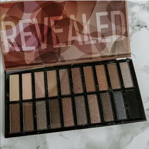 Coastal Scents Revealed Eyeshadow Palette Nudes